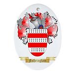 Fothringham Ornament (Oval)