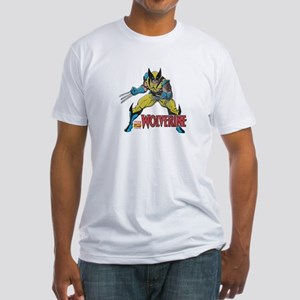 Vintage Wolverine Fitted T-Shirt