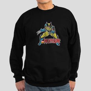 Vintage Wolverine Sweatshirt (dark)