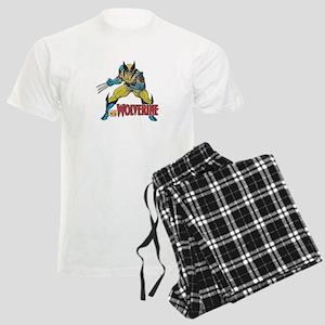 Vintage Wolverine Men's Light Pajamas