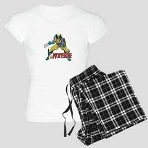 Vintage Wolverine Women's Light Pajamas