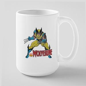 Vintage Wolverine Large Mug