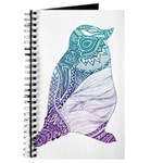 Duotone Penguin Journal