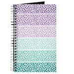 Riverside Colored Pebbles Journal