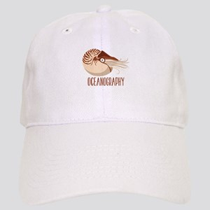 Oceanography Baseball Cap