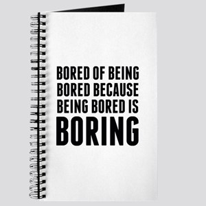 Bored Of Being Bored Journal