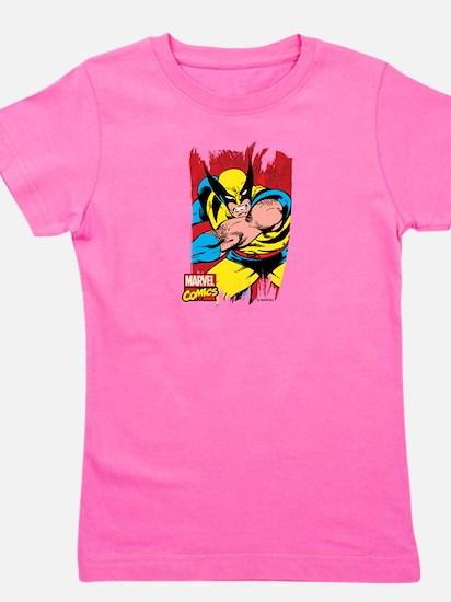 Wolverine Brush Girl's Tee