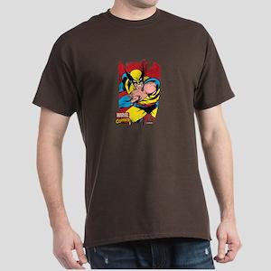 Wolverine Brush Dark T-Shirt