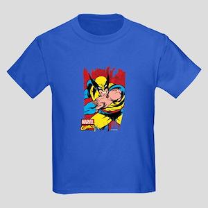 Wolverine Brush Kids Dark T-Shirt