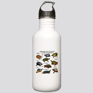 Freshwater Turtle of N Stainless Water Bottle 1.0L