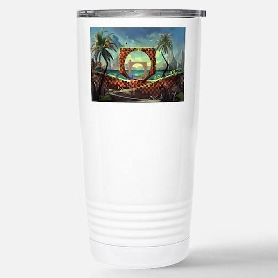 Unique Travel tags Travel Mug