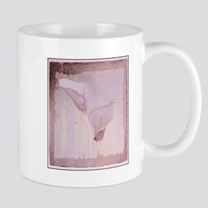 Pink calla lilies Mugs