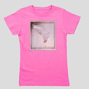 Pink calla lilies Girl's Tee