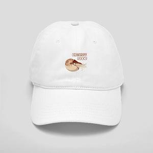 Oceanography Rocks! Baseball Cap