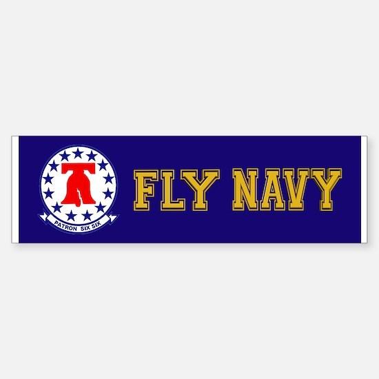 VP 66 Liberty Bells Sticker (Bumper)