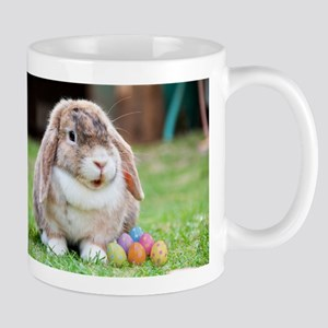 Easter Bunny Rabbit Mugs