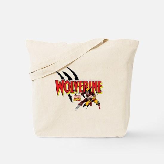 Wolverine Slash Tote Bag