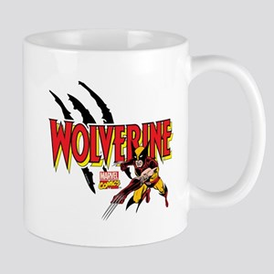 Wolverine Slash Mug