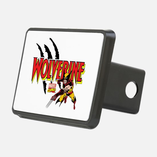 Wolverine Slash Hitch Cover