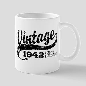 Vintage 1942 Mug