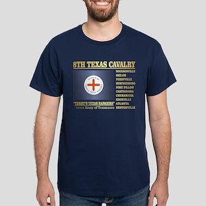 8th Texas Cavalry (BH2) T-Shirt