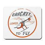 GMP Cricket Mousepad
