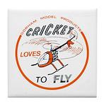 GMP Cricket Tile Coaster