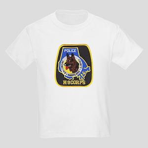 Baltimore Police K-9 Kids Light T-Shirt