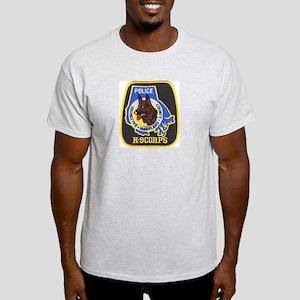 Baltimore Police K-9 Light T-Shirt