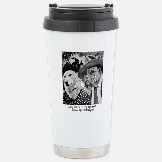 Aristocrat Dogs Travel Mug