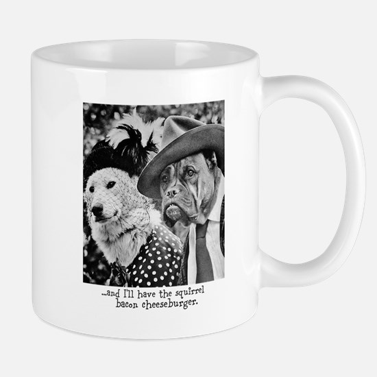 Aristocrat Dogs Mugs