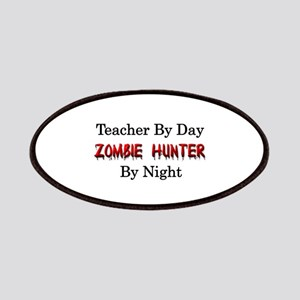 Teacher/Zombie Hunter Patches
