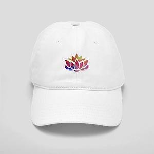 Lotus flower Cap