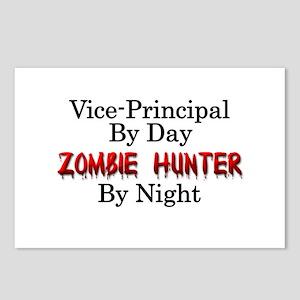 Vice-Principal/Zombie Hun Postcards (Package of 8)