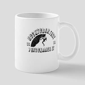 Personalized Rocktoberfest Mug
