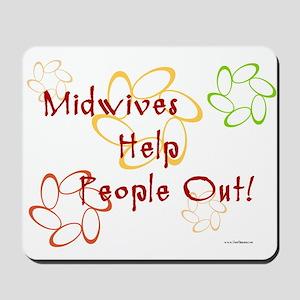 Midwives Mousepad