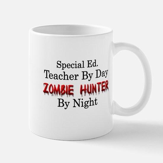 Special Ed. Teacher/Zombie Mug