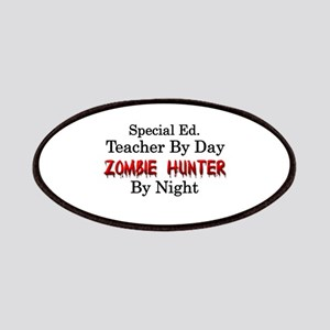 Special Ed. Teacher/Zombie Patches