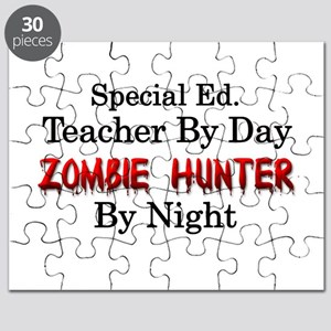 Special Ed. Teacher/Zombie Puzzle