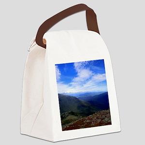 Mt. Washington on a Clear Day Canvas Lunch Bag