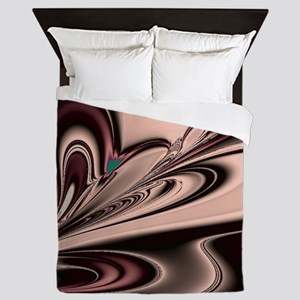 Chocolate Queen Duvet