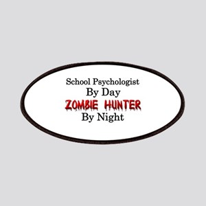 School Psychologist/Zombie Hunter Patches