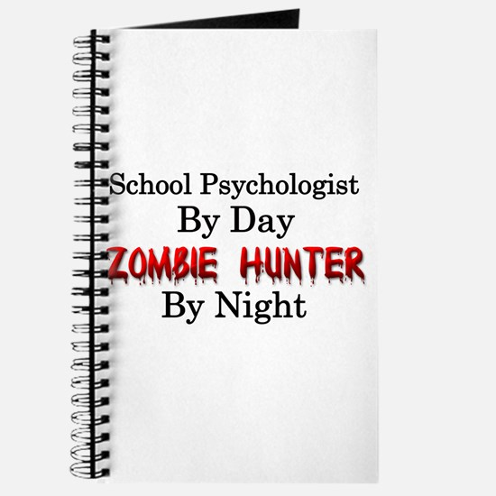 School Psychologist/Zombie Hunter Journal
