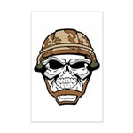 Army Skeleton Posters