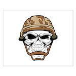 Army Skeleton Posters
