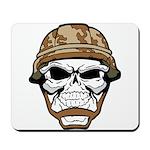 Army Skeleton Mousepad