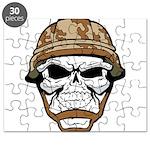 Army Skeleton Puzzle