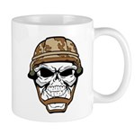 Army Skeleton Mugs