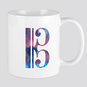 Alto Clef Mugs
