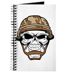 Army Skeleton Journal